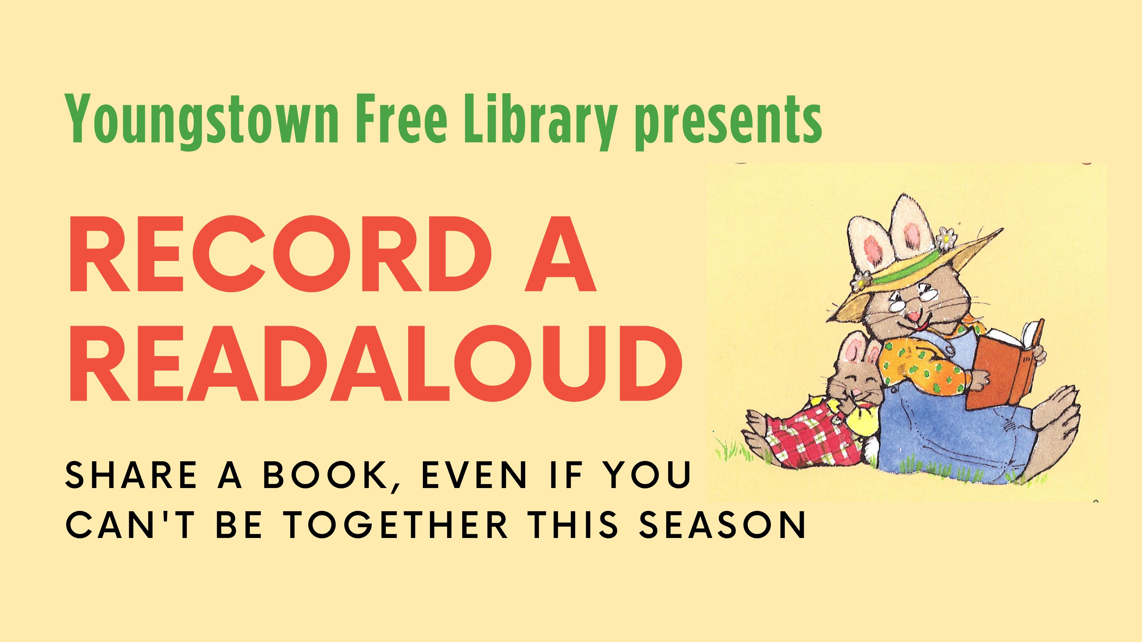 Record a Readaloud
